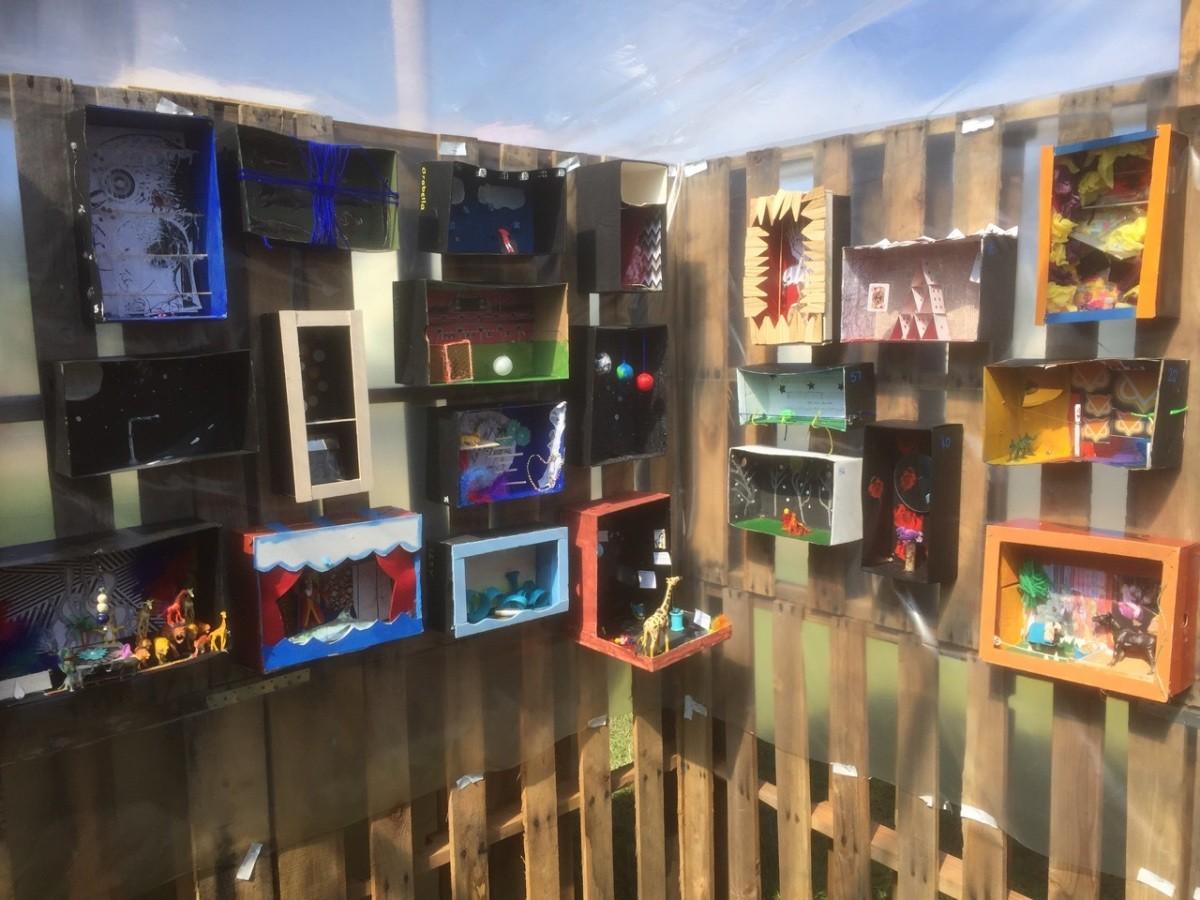 """""""The Castle of Dreams"""" exhibition"""