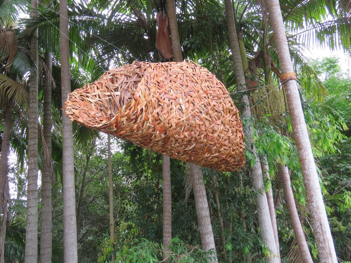 """Kupenga - Maori word for net"" by Anaheke Metua"